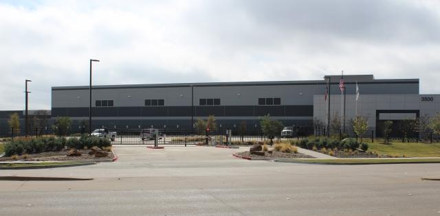 Flexential Data Center in Dallas, Texas