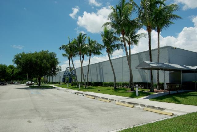 Flexential Data Center in Fort Lauderdale