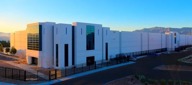 Flexential Data Center in Las Vegas, Nevada