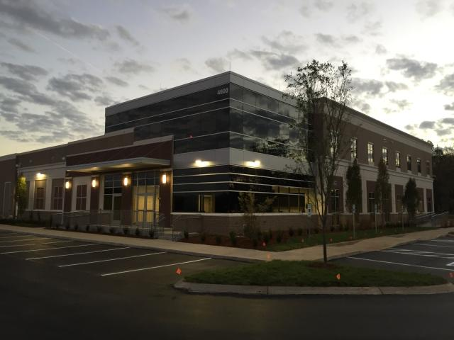 Flexential Data Center in Nashville, Tennessee