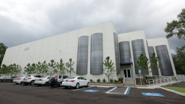 Flexential Data Center in Tampa, Florida