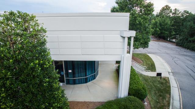 Flexential Data Center in Raleigh, North Carolina